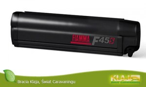 Markiza Black Fiamma F45S 2,6m do VW T5 California
